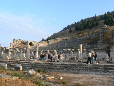 Ephesus Odeion