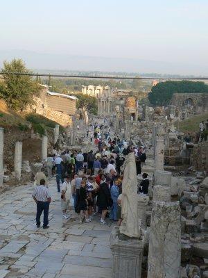 Street in Ephesus