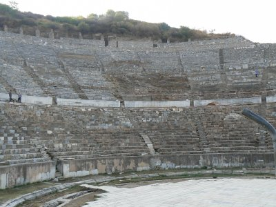 Ephesian theater