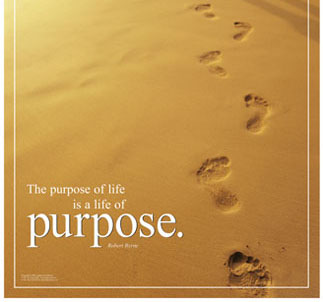 I believe God made me for a purpose, but he also made me fast. And when I run I feel His pleasure.- Eric Liddell, Chariots of Fire
